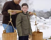 Hands-on activity: Carrying sap buckets.jpg
