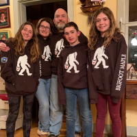 The Taylor Family - Bigfoot Maple Products Owners