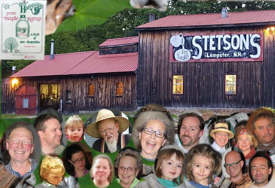 """Get to know your sugar makers. Let's say """"hello"""" to the Stetson's from Lempster, NH!"""