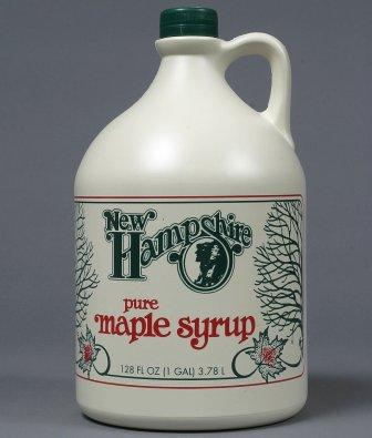 NH Maple Container