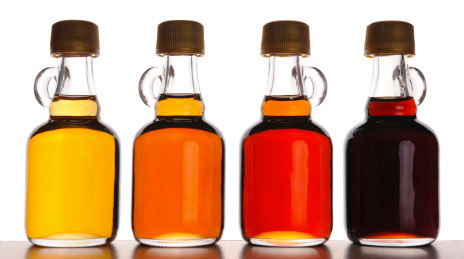 NH Maple Syrup grades