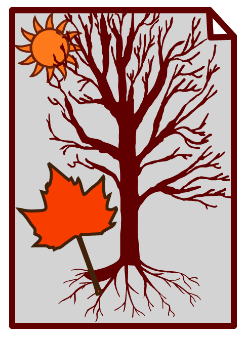 maple poster icon